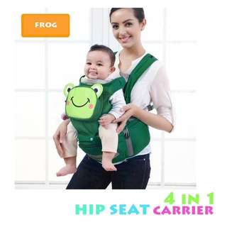 b14ee52708b MAMBO BABY 4 in 1 HIP SEAT CARRIER