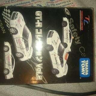 Tomica Limited Nissan GT-R Vol 2 1/64 Diecast Car Set Takara Tomy R35 GTR RARE