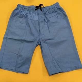 男性休閒短褲