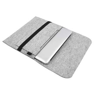 Smart laptop felt sleeve case cover bag for apple MacBook