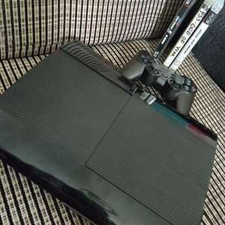 Ps3 super slim 120gb negotiable