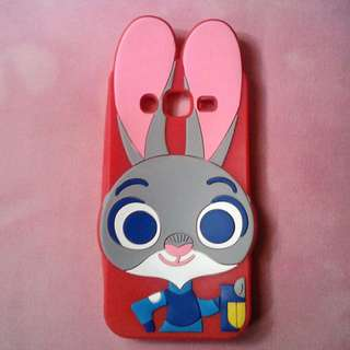 J2 2015 Rubber Case (Judy of Zootopia)