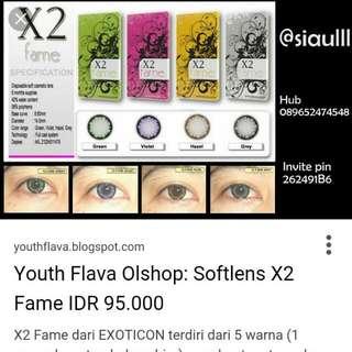 Soflens X2 Fame