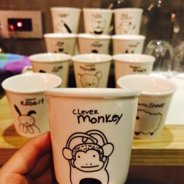 12 生肖 小水杯