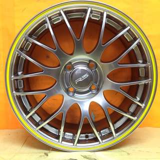 16 inch NEW SPORT RIM R-3 MADE IN THAILAND