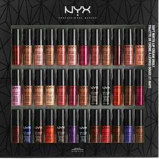 NYX Soft Matte Lip Cream Vault