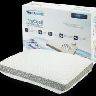 BNIB Therapedic Trucool Pillow.