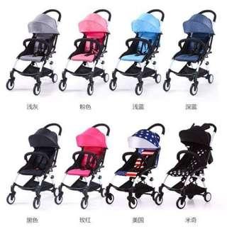 Baby stroller cabin size Inc postage SM