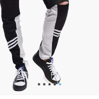 Adidas Sport pants not Nike chanel Prada Lv