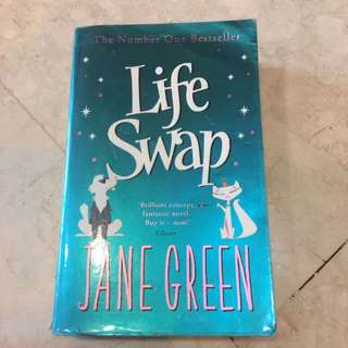 Jane Green Life Swap