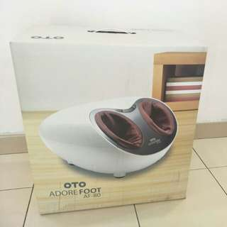 (BRAND NEW IN BOX) OTO Foot Massager