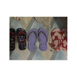 Authentic Ipanema & Havaianas Slippers for Baby Girl