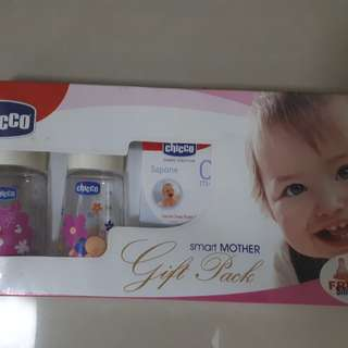 Chicco starter pack smart mother gift pack