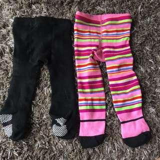 Legging baby size 6-12m