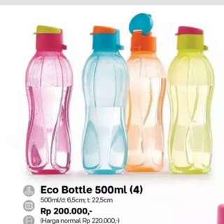 Eco bottle 500 ml (4psc)Tupperware