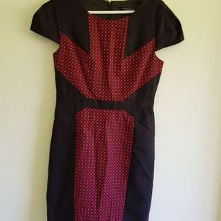 Jayson Brunsdon Cocktail Dress Size 10