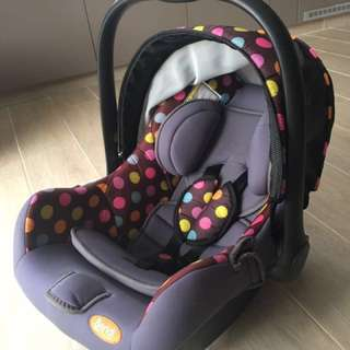Beridi Newborn Baby Cradle Car Seat