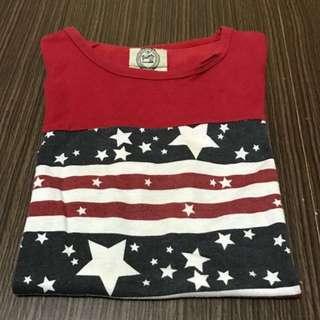 🚚 🔺二手🔻星星T恤