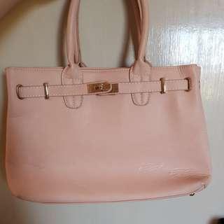 Colette pink bag