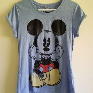 JayJays Mickey Mouse T-shirt Size S