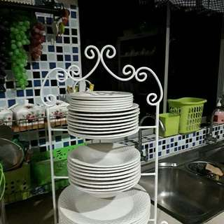Plate or bowls rack