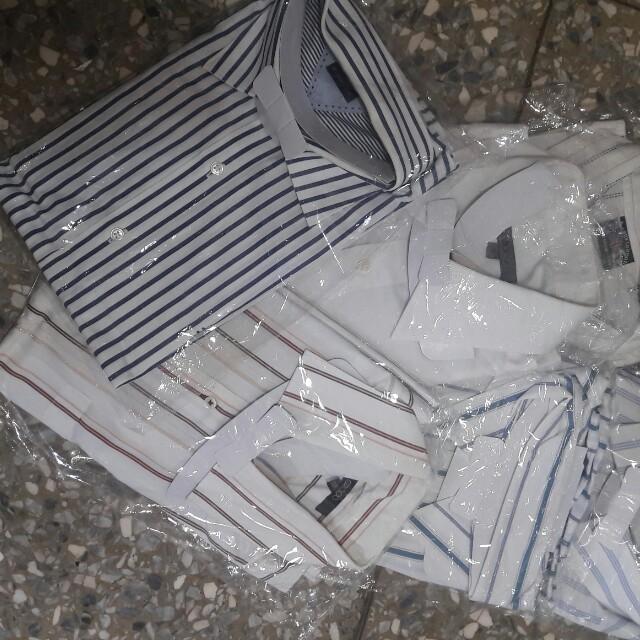 全部長袖襯衫只賣1060