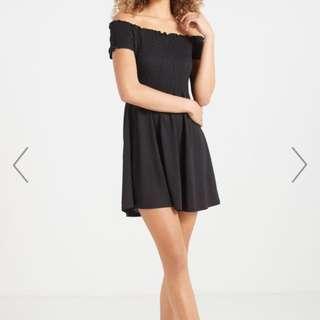 Lindi off the shoulder dress