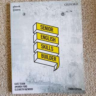 Senior English Skills Builder 3rd Edition