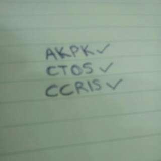 Loan Koop utk yang ada AKPK