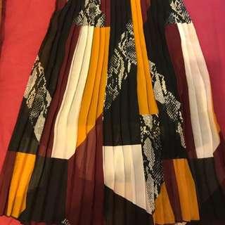 New look dress 中長裙