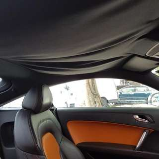 Audi TT Roof Lining Refurbished...Pm Or Text 91397760 For Enquiries