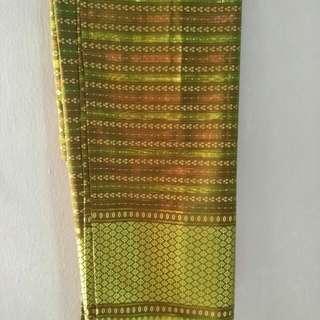 Songket long skirt