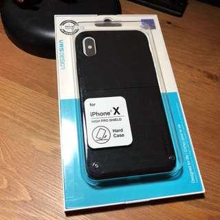 VRS design iPhone X case - high pro shield black