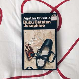 Buku Catatan Josephine (1986) by Agatha Christie