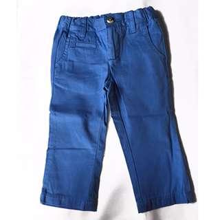 Gant Baby Boy Blue Trouser Pants