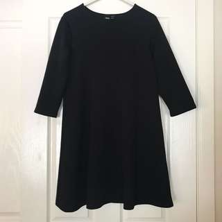 Black Aline Dress