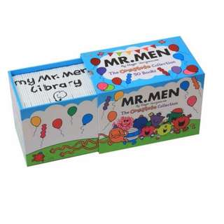 50 Mr Men Storybooks Brand New