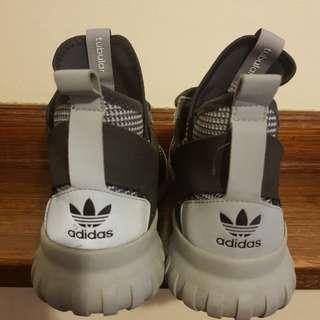 Adidas Tubular High Grey US9