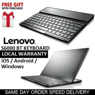 Lenovo S6000 Bluetooth Keyboard (RU) + Free Gift
