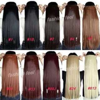 JAPANESE HAIR EXTENSION