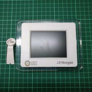 Electronic Picture Frame By JPMorgan