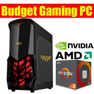 NEW Budget Gaming PC