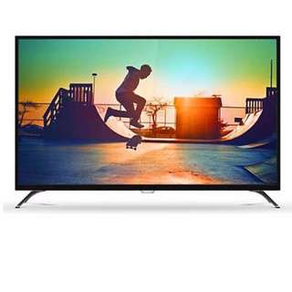 "Philips 50PUT6002 50"" inch 4K Ultra Slim Smart LED TV"
