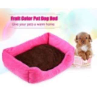 Washable Pet Dog/Cat Bed House Nest Pad with Removable Cushion