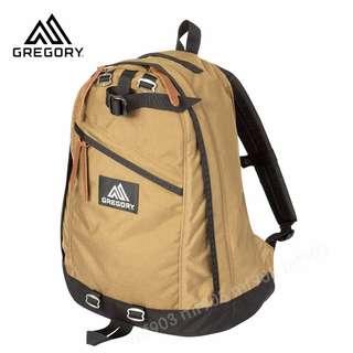 美國戶外品牌 Gregory Day Pack 26L Coyote Brown Classic Backpack 經典旅行袋 潮流書包 全場最平行貨 分享 分享到Facebook 分享到Plurk