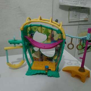 LPS Littlest Pet Shop playhouse furniture