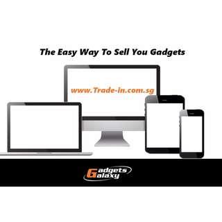 We buy your new/used Laptop/Macbooks