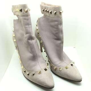 Valentino Short Stud Boots - Valentino 短靴👠
