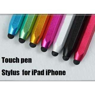 電容屏觸控筆 - High-sensitive Stylus Touch Screen Pen for Smartphones and Tablet - Ref A0579
