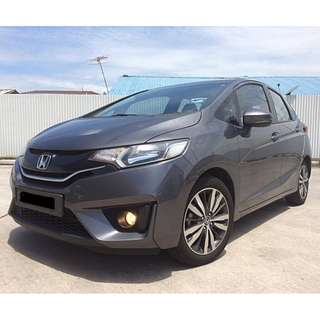 Honda Jazz 1.5 (A) V SPEC UNDER WARRANTY